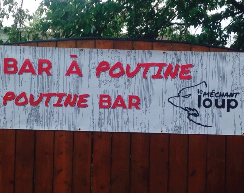 Restaurant le Méchant Loup